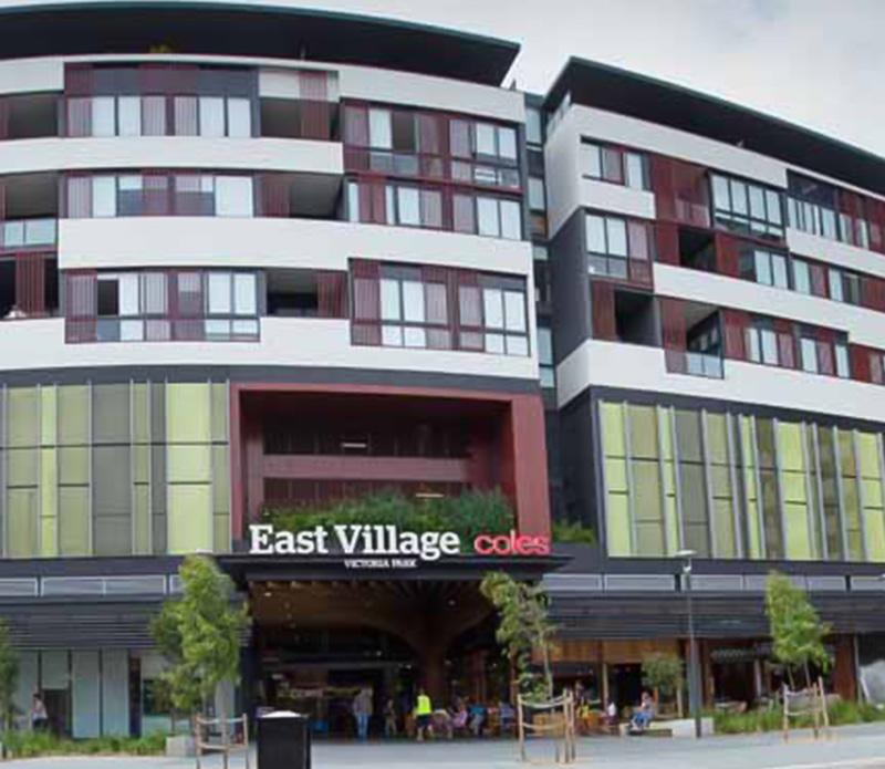 East Village, Victoria Park