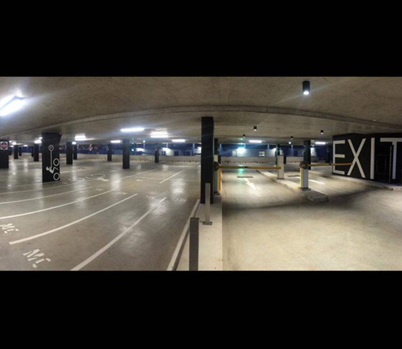 Parramatta Leagues Club Carpark