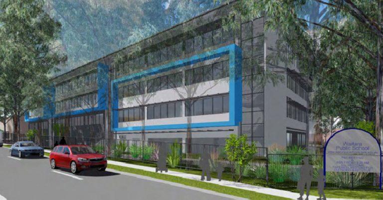 Waitara Public School Redevelopment